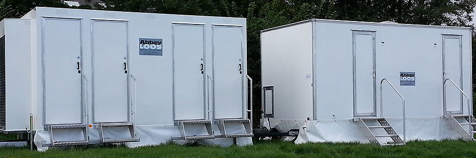 Luxury Toilets for Events - Abbey Loos Ltd